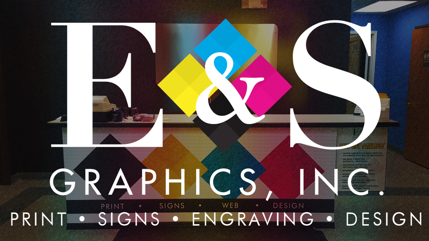 E & S Graphics | Print, Signs, Engraving, Design for Central Michigan