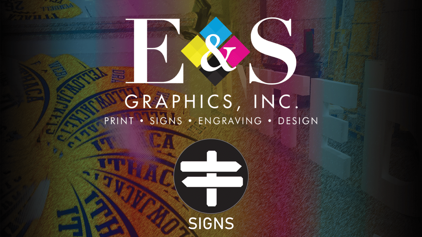 Signs - Commercial Signs and Banners by E & S Graphics